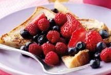 Cuisine : myrtilles, groseilles, cassis... Les fruits voient rouge !
