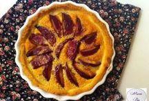 Cuisine : Desserts aux couleurs de l'été indien