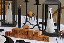 Halloween~ / A collection of party planning, decorating, and recipe tips and ideas for Halloween celebrations  / by The Stuart Rental Company
