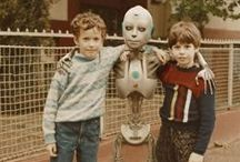 Uncanny Valley / Robots and such