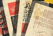 Typography and Graphics / Typography lettering graphic design