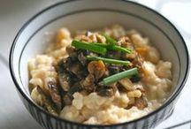 Cuisine : Mes beaux risottos