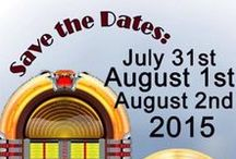 Save the Date! / When you set the date, let your reunion members know. This is a collection of save the date cards.