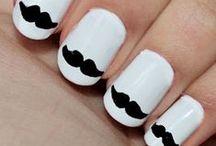 Nail Tutorials! / Step by step nail tutorials!