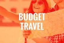 Travel Ideas on a Budget / Learn how to travel cheap or free! Here are the best pins you should check: cheap travel destinations, cheap wedding destinations, cheap honeymoon destinations, cheapest places to live or retire, cheap city breaks, cheap travel insurance, cheap rental cars, cheap flights, cheap accommodation, cheap hotels, free travel apps, cheap RV living, and more.