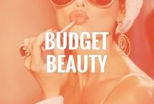 Beauty Hacks on a Budget / Beauty hacks and DIY ideas that will help you save money!