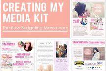Blog/Journal Ideas