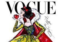 Vogue & Magazine