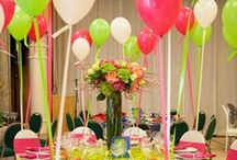 Party Ideas~Decor / by The Stuart Rental Company