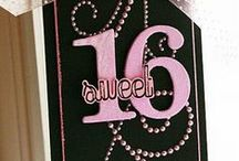 Sweet Sixteen~ / by The Stuart Rental Company