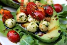 Vegetables and Salads / by Cherie Garza