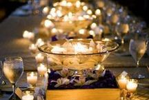 ~Candles / by The Stuart Rental Company