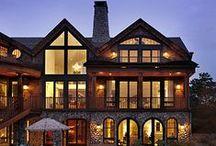 Arquitetura, decoração e design / Casas e ambientes com decoração e design impecáveis