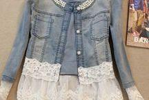 Customização e costura / Dicas de costura e customizações de roupas, sapatos e acessórios