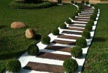 Jardim encantado / Plantas, jardinagem, paisagismo e natureza
