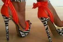 I love shoes / sapatos