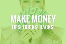 Make Money! / Follow this board to find out the best ways to make money!