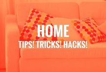 Home - Tips! Tricks! Hacks! / Make your home look amazing by following these tips and tricks!