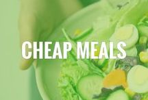 Cheap Meals to Make / Want to save money on food? One of the best ways is to simply pick cheap meals to cook! Here you will find our top picks: cheap healthy meals, cheap Chinese recipes, cheap vegetarian meals, cheap family meals, cheap college meals, cheap crockpot meals, cheap low carb meals, cheap paleo meals, cheap camping meals, and more!  To contribute follow our boards and email irina at dontpayfull dot com with a request! Please no double content! Happy pinning!