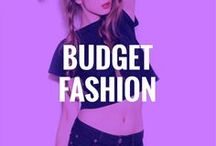 Fashion Tips on a Budget / Fashion tips that will help you save money!