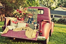 vintage wedding elements / by donae cotton photography