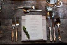 Table top service  / Delightful table service, flatware and dishes. / by Diet Coke Dreams