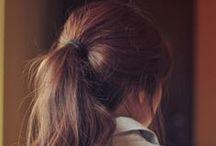 hair / by Emma Leigh