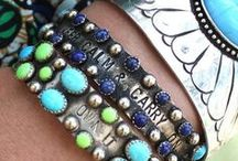 Bangles, Beads and More .. / by Carol M