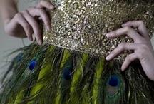 Peacock Masquerade Costume Ideas / by Jenny Hughes