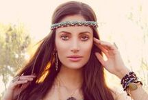 boho forest shoot inspiration / by donae cotton photography