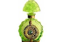 Antique Perfume Bottles / Gems from the past to be transformed into the future partner with contemporary creations. Antique and Contemporary Perfume Bottles of great beauty.