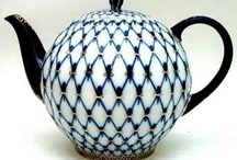Teapots / by Sandra Smith Franklin
