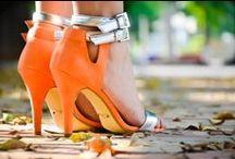 Always wear fabulous shoes.People NOTICE.