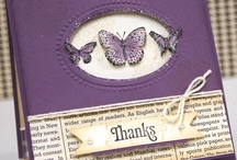 Cards - Thank Yous / by Joyce Hicks