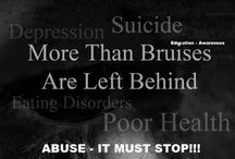 Domestic Violence Awareness  / by Renee Metcalf