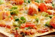 Cooking - Pizza and Mexican Foods / by Joyce Hicks