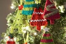 ID déco pour Noël / Des idées de travaux créatifs, pour bricoleuses débutantes ou confirmées, rassemblées dans un tableau Pinterest. Pour celles en mal d'inspiration ou pour le plaisir des yeux!