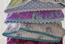 Inspiration au crochet / by Géraldine Sénécal