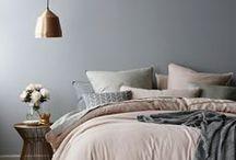bed room & walk-in closet