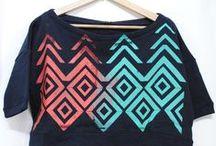pattern, print & t-shirt