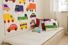 Kids Place / Kids love things colorful and fun. We do, too!