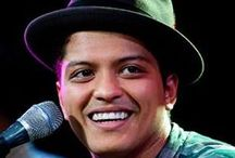 BRUNO MARS / by Jan Edwards