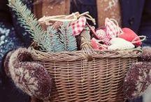 Celebrate Winter / Snowflakes, presents, hot cocoa, and a hearty ho ho ho