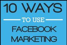 Facebook Marketing / Facebook Marketing Strategies for Small Businesses.
