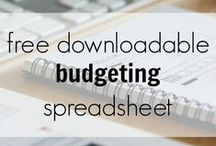 Budgeting & Finance / budget, budgeting, finance, money, saving