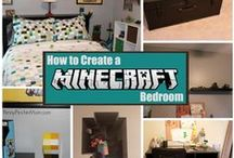 Minecraft Rocks! / If it is about Minecraft - it is here!  From parties, to invitations, to learning and even decorating your kids rooms -- you'll find it!! / by Tracie (PennyPinchinMom.com)