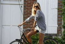 I Want to Ride my Bicycle / Girls + Style + Bicycles