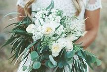 WEDDING BOUQUET / #wedding #bouquet #flowers #arrangement #wildflowers #colorful #beautiful