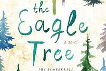 Trees and Books / National bestselling novel THE EAGLE TREE is set in the riparian forest near Olympia, Washington. This is a board all about trees, books about trees and arboreal concerns. Enjoy! http://TheEagleTree.com