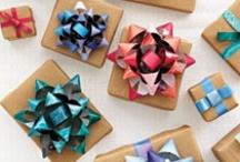 gifts: wrapping ideas
